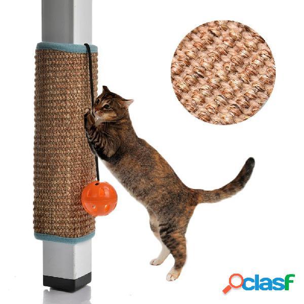 Gato Scratcher Kitten Mat Cat Scratch Board Escalada Árbol