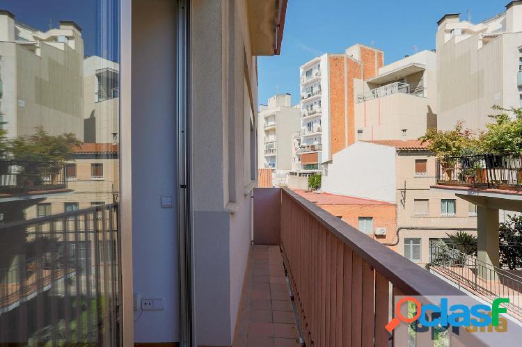 Genial piso de 3 dormitorios en el centro de Mataró