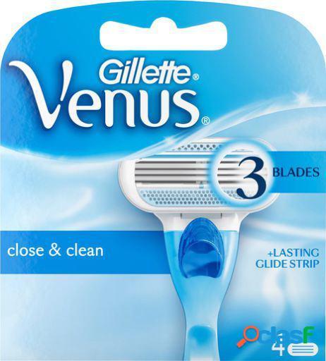 Gillette Recambios para Venus 4 Uds