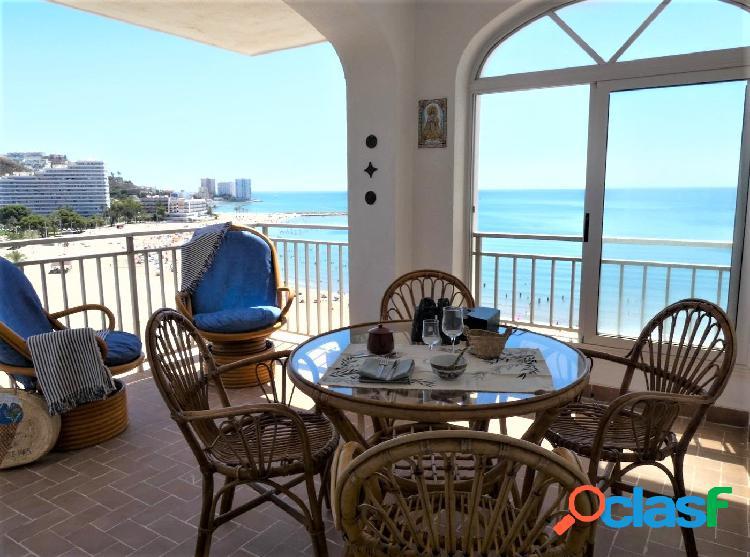 Gran apartamento en primera línea de playa de Cullera
