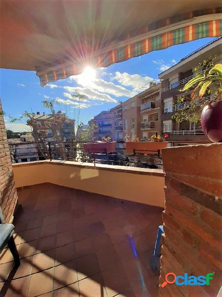 Gran piso en venta en Pineda de Mar