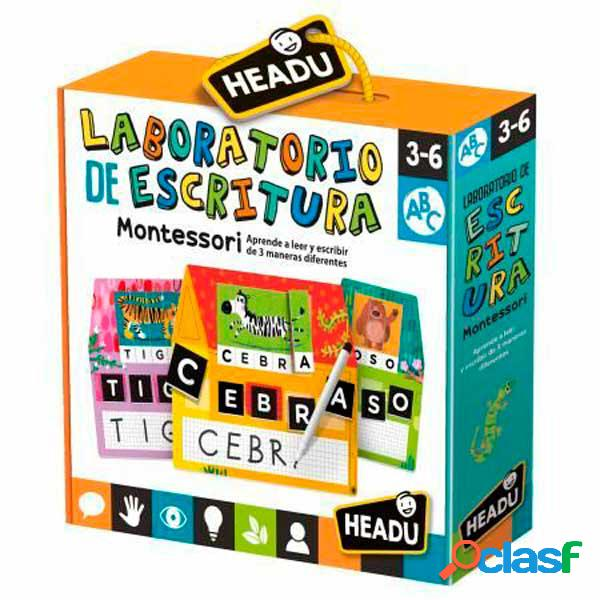 Headu Montessori Laboratorio de Escritura