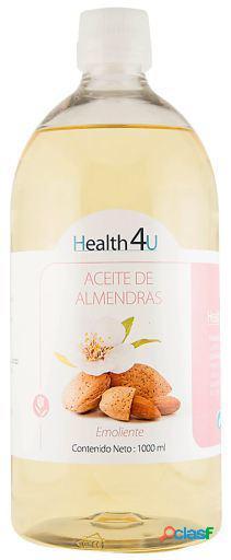 Health 4U Aceite de Almendras Dulces 1000 ml 1 L