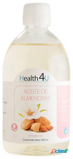 Health 4U Aceite de Almendras Dulces 500 ml 500 ml
