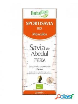 Herbalgem Sportisavia Bio 250 ml