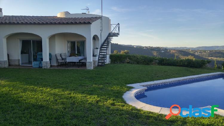 Hermosa casa en venta en la Costa Brava