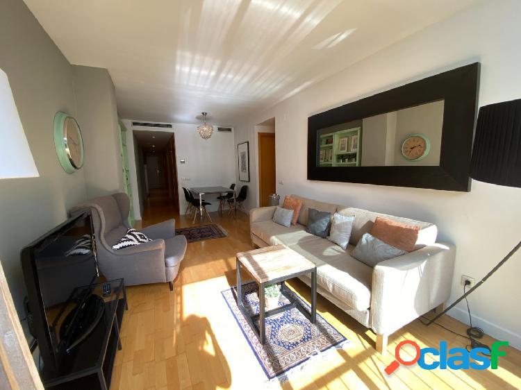 Hermoso piso amueblado y equipado en Eixample