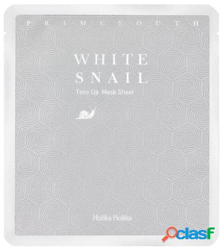 Holika Holika Mascarilla Prime Youth White Snail Tone Up 25
