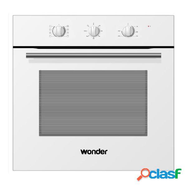 Horno Multifunción - Wonder WDH024B 60cm Blanco
