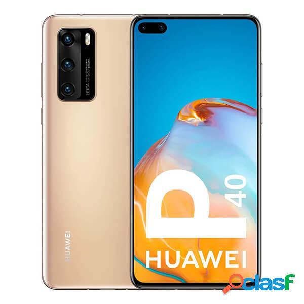 Huawei p40 5g 8gb/128gb oro (blush gold) dual sim