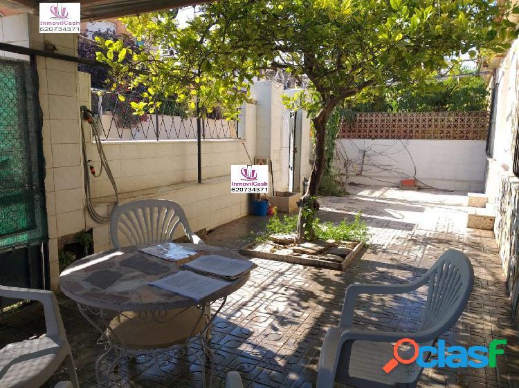 INMOVILCASH VENDE Casa independiente en zona Rabasa, 140