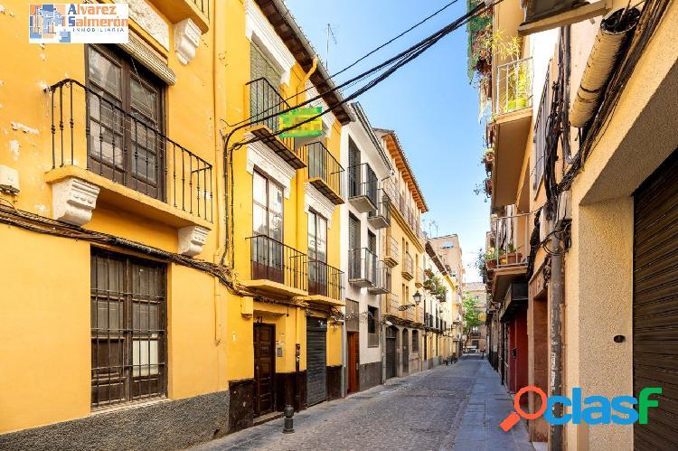 Ideal inversión en pleno centro de Granada