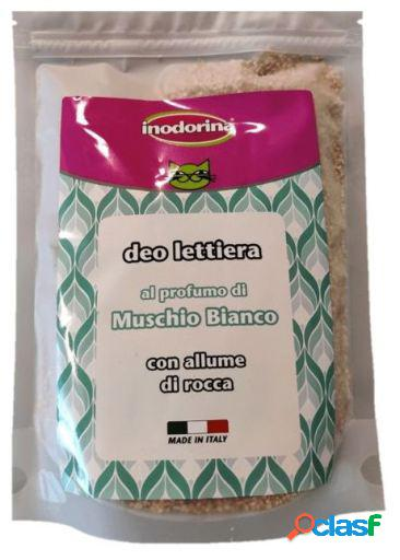 Inodorina Lecho Perfumado Almizcle Blanco 320 gr