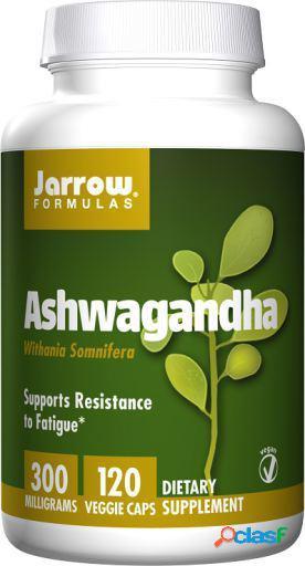 Jarrow Formulas Ashwagandha 300Mg 120 Veggie Capsules
