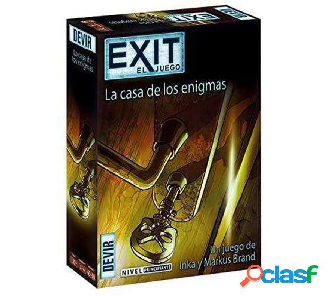 Juego, Exit La Casa de Los Enigmas