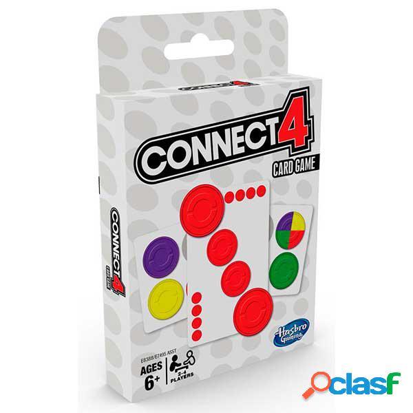 Juego de Cartas Clasicos Conecta 4