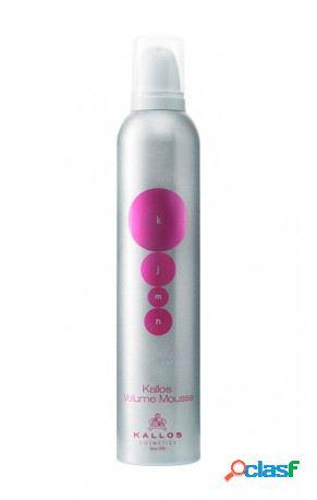 Kallos Cosmetics Kjmn Espuma para el Cabello Volumen 300 ml