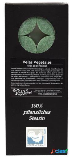 Kerzerman Vela de té Verde