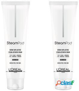 L'Oréal Professionnel Dúo de Cremas Alisadoras Steampod