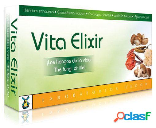Laboratorios Tegor Vita Elixir 60 Cápsulas