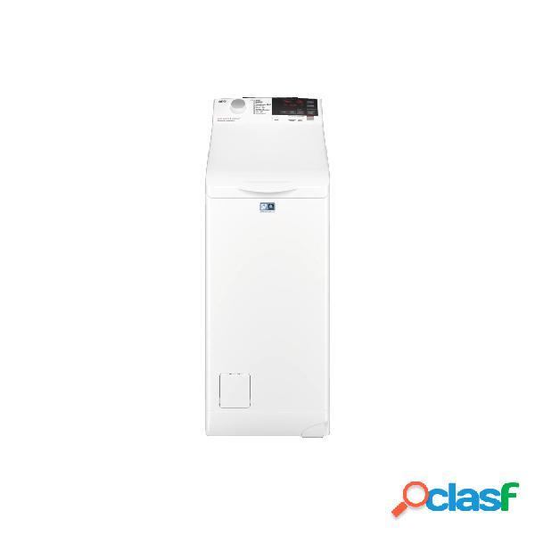 Lavadora Carga Superior - AEG L6TBG721 Blanco 7Kg