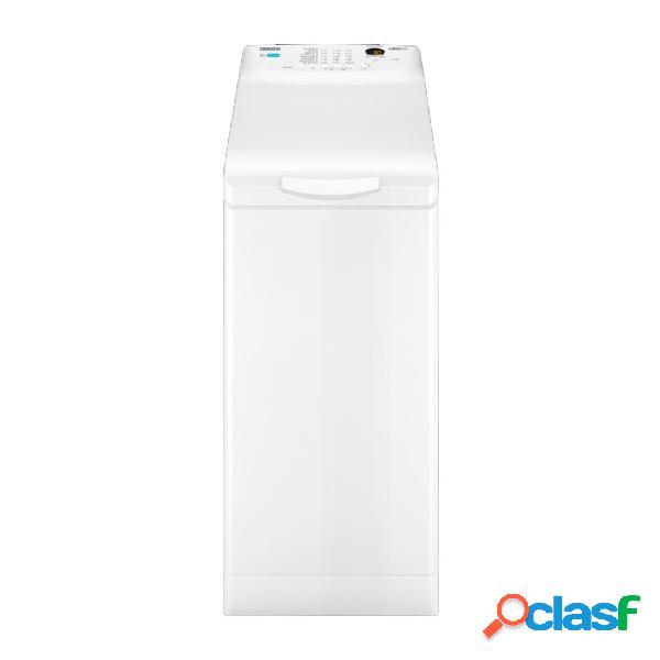 Lavadora Carga Superior - ZWQ61265CI 6 Kg y 1200 RPM Blanco