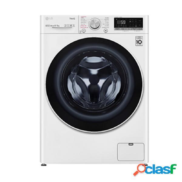 Lavasecadora Libre InstalacióN - LG F4DV5509SMW 9/ 6 kg y