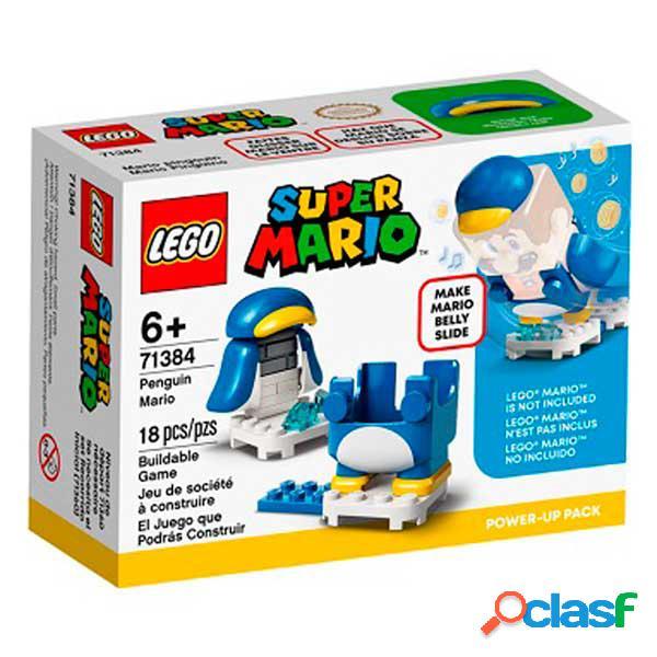 Lego Super Mario 71384 Pack Potenciador: Mario Polar