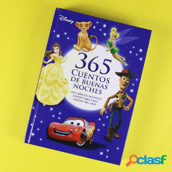Libro 365 Cuentos de Buenas Noches