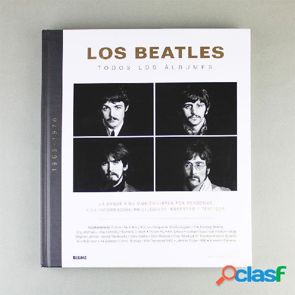 Libro Los Beatles Todos los Álbumes