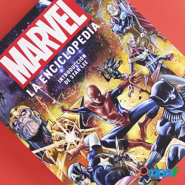 Libro Marvel. La Enciclopedia