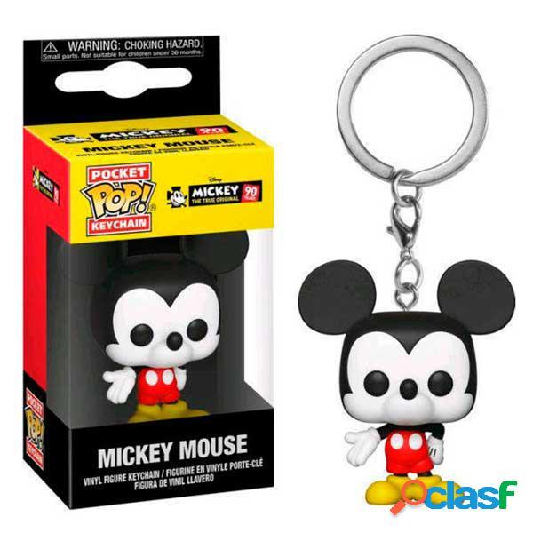Llavero Figura Funko Pop! Mickey Mouse Disney