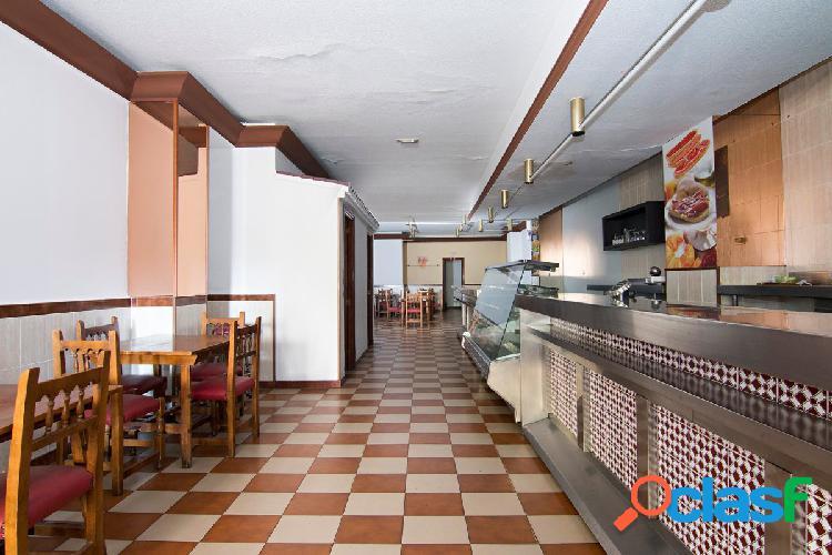 Local comercial -Bar o Cafetería (zona Plaza de