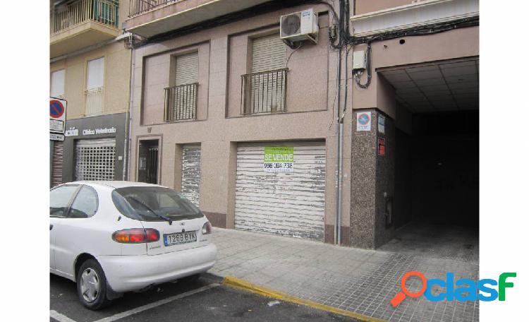 Local, comercial a la venta, en Elche, zona Plaza de Madrid