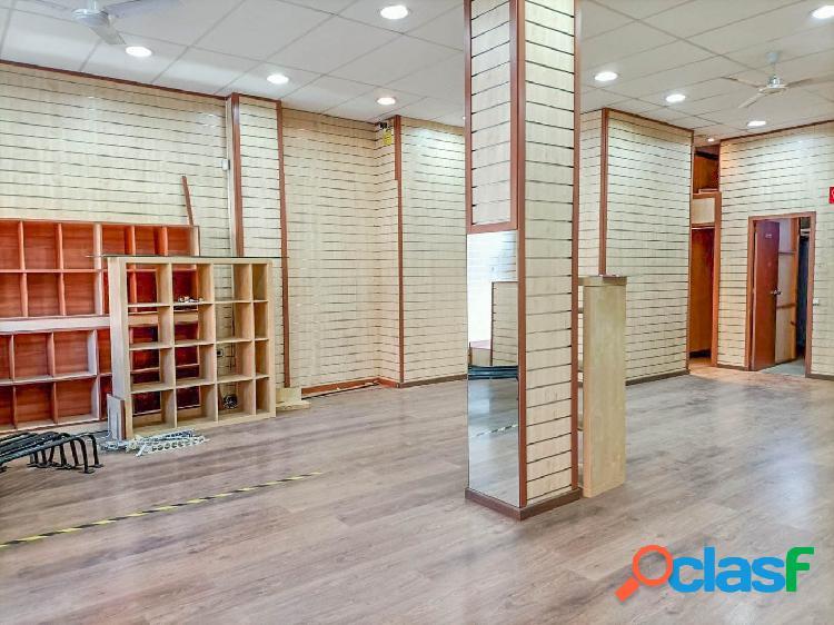 Local comercial de 89 m2 en zona Camí Fondo de Martorell
