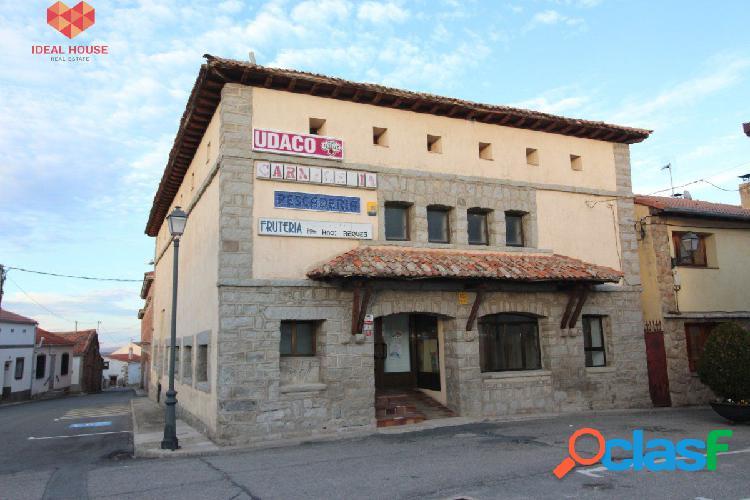 Local comercial en el centro urbano de Otero de Herreros -