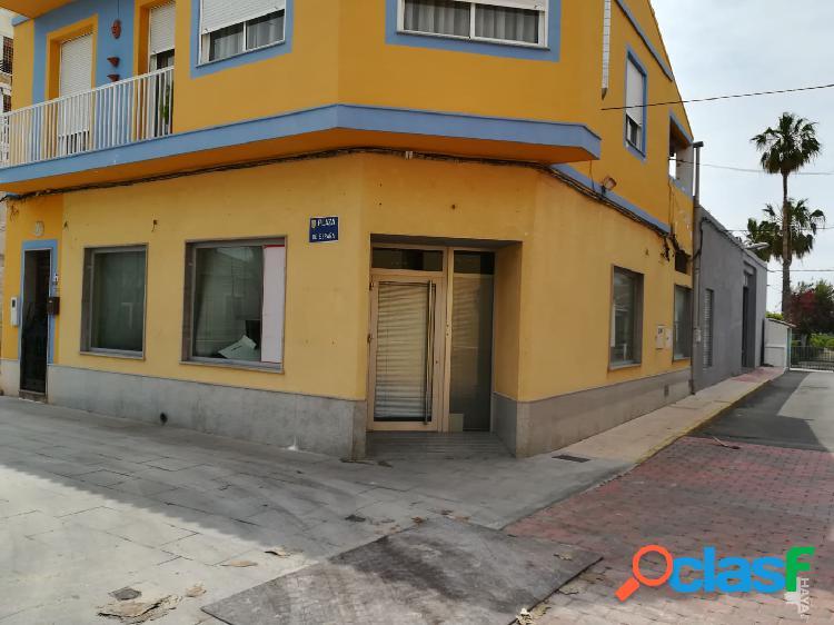 Local comercial situado en municipio de Daya Nueva,