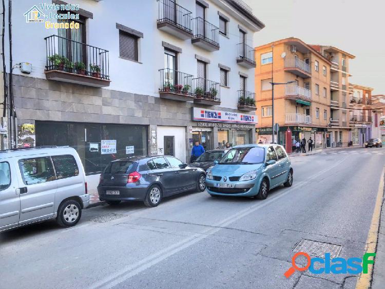 Local en alquiler en pleno centro de Albolote