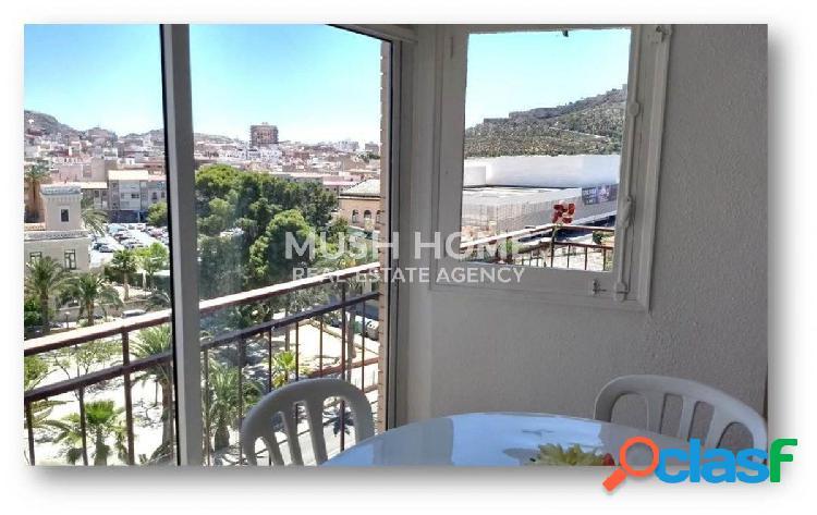 Luminoso piso en venta en el centro de Alicante