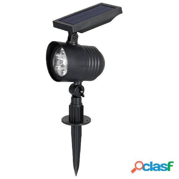 Luxform Foco solar LED inteligente para jardín Lupus 50 lm