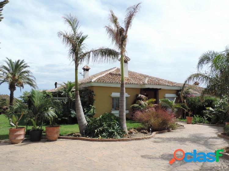 Magnífica casa independiente en Mijas