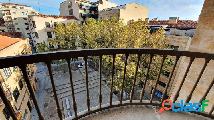 Magnífico piso en pleno centro de Salamanca