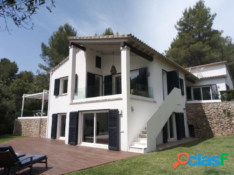 Mallorca, Esporles, villa de lujo con jardín y piscina