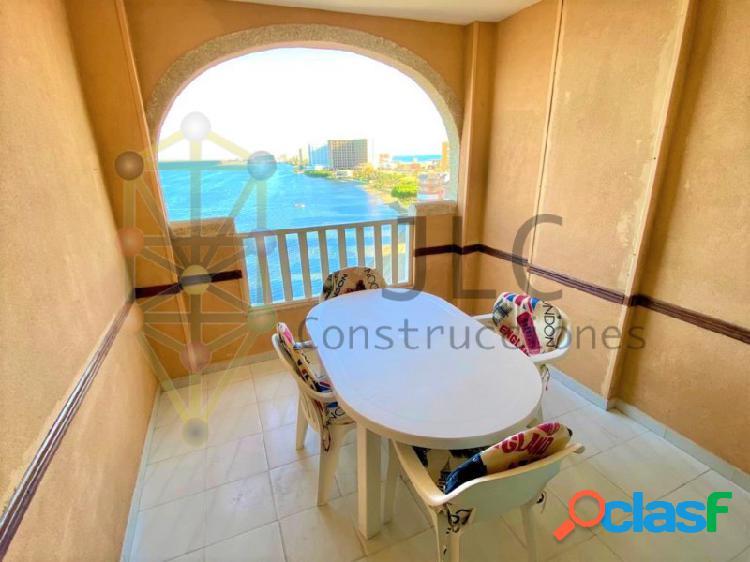 Maravilloso piso con vistas al mar: 3 habitaciones, garaje,
