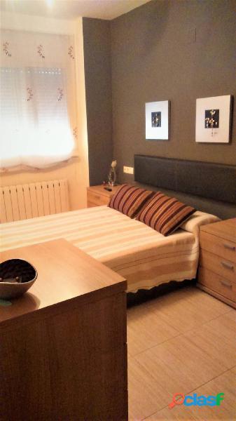 Maravilloso piso de dos dormitorios por la zona de