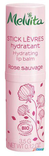 Melvita Bálsamo Labial Hidratante Nectar de Rosas 3,5 gr