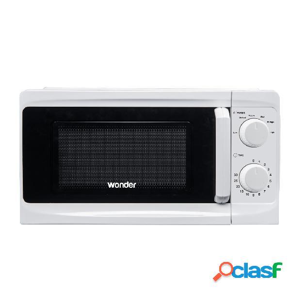 Microondas Libre Instalación - Wonder WDMW13700 Blanco
