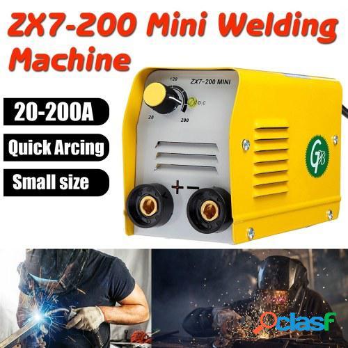 Mini máquina de soldadura eléctrica doméstica portátil