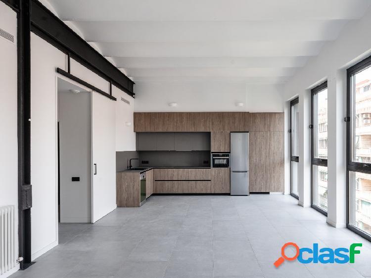 Moderno piso a estrenar en alquiler en Les Corts