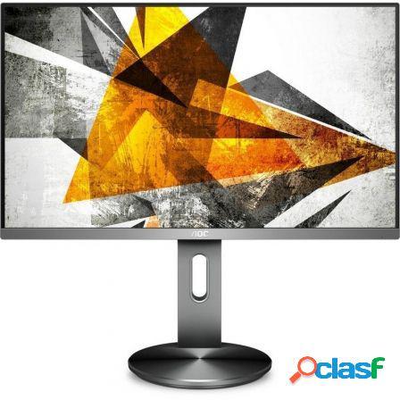 """Monitor profesional aoc i2490pxqu/bt 23.8""""/ full hd/"""